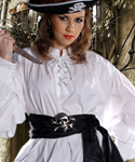 Grace O' Malley Poet Shirt