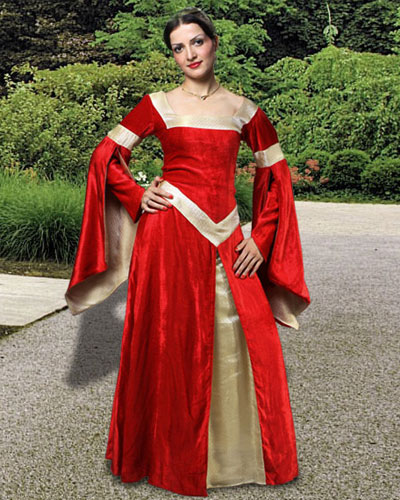 Lady of Leeds Gown
