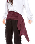 Linen Large Pirate Sash