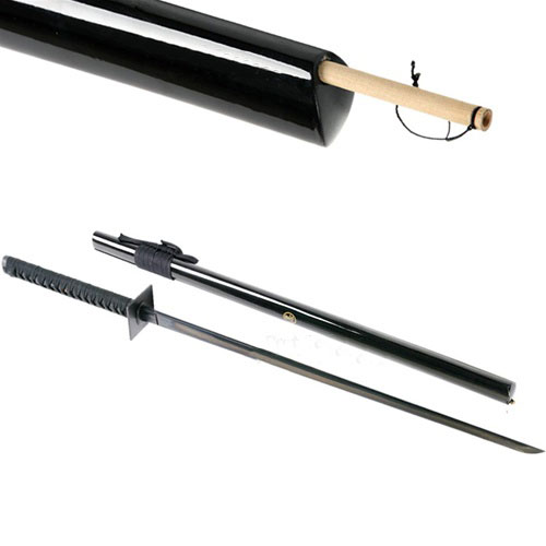 Musashi Ninja Sword Hand Honed Katana
