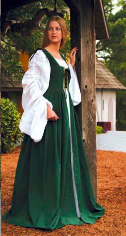 Fair Maiden S Dress Renaissance Gowns Amp Dresses Medieval