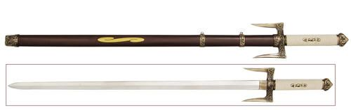 "40"" Collector Sword & Scabbard"