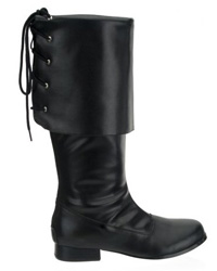 Fold Over Costume Boots