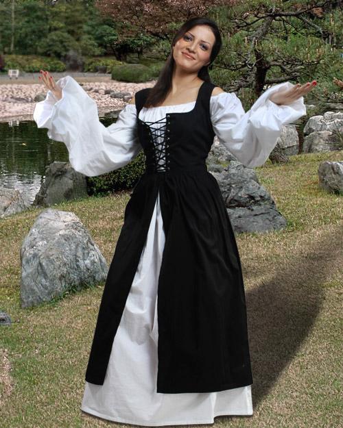 Ameline Renaissance Dresses, Renaissance Gowns & Dresses, Medieval ...