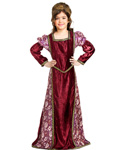 Girls Hildegard Princess Dress