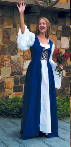 Fair Maiden's Dress - Click Image to Close