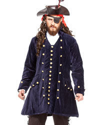 Captain Worley Coat