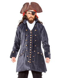 Captain Bridge Coat