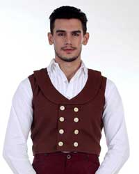 Steampunk Engineer Vest